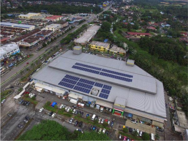 210 kWp (Kota Tinggi, Johor)